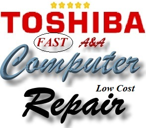 Toshiba Shrewsbury Laptop Repair Phone Number