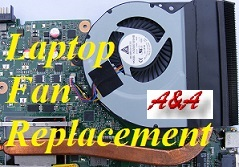 Shrewsbury Packard Bell Laptop Cooling Fan Repair