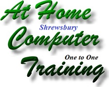 Wellington Telford Home Computer Coaching and Training