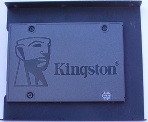 Shrewsbury PC Kingston Solid State Drive Installation