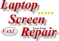 Toshiba Shrewsbury Laptop Screen Supply Repair