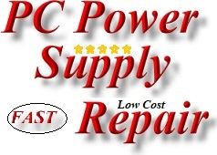 Shrewsbury Computer Power Supply Repair - Replacement