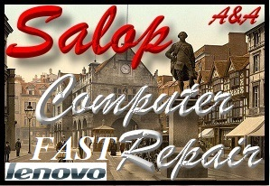 Lenovo Shrewsbury PC Repair, Lenovo Laptop Repair Salop